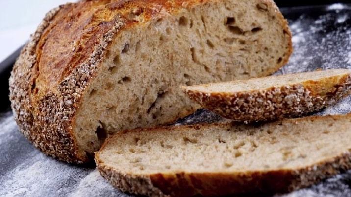 Lektion 08 - Emmer Sonnenblumen Brot