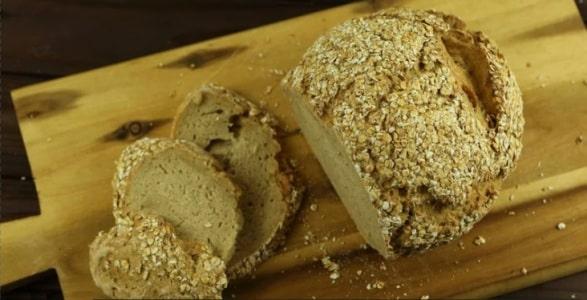 Lektion 08 - Haferflocken Brot