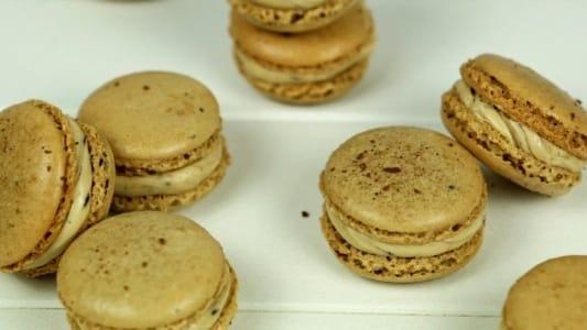 Lektion 11 - Irish Coffee Macarons