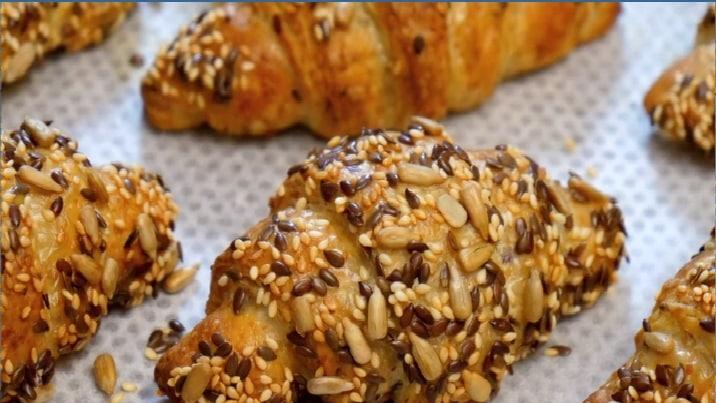 ektion 11 - Kerner Rüstic Croissants