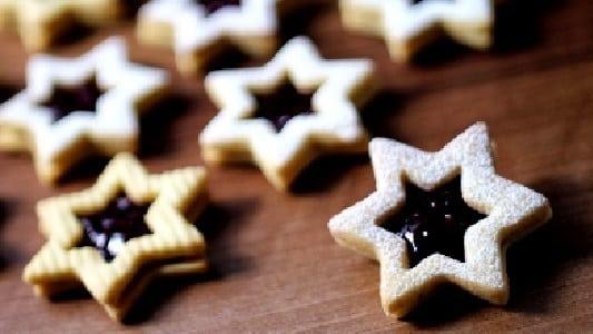 Lektion 12 - Spitzbuben Sterne