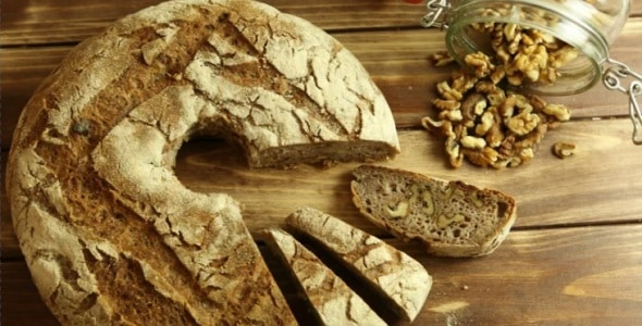 Lektion 13 - Walnuss Brot