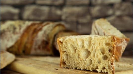 Lektion 14 - Sauerteig Wurzel Brot
