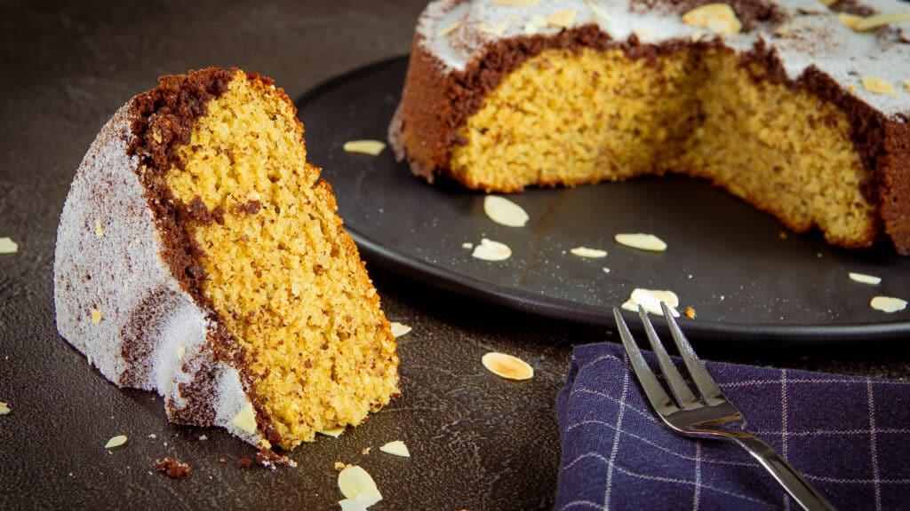 Haselnuss Schoko Kuchen