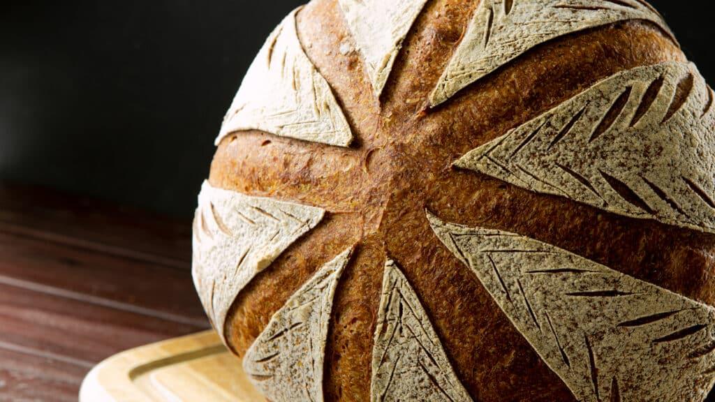 Bread Scoring - Baumschmuck