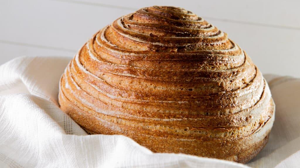 Bread Scoring Kreise
