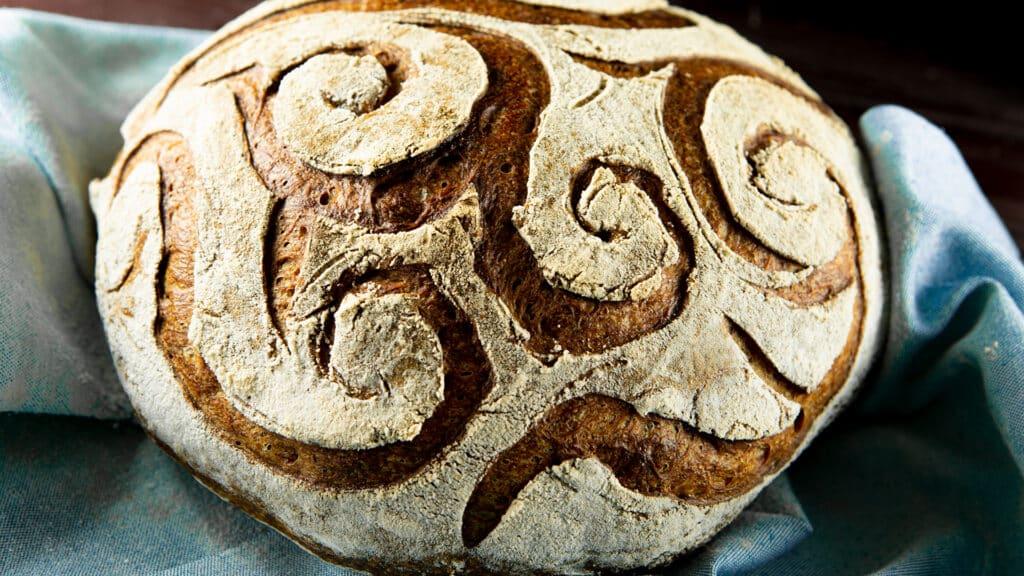 Bread Scoring - Kringel & Schnörkel
