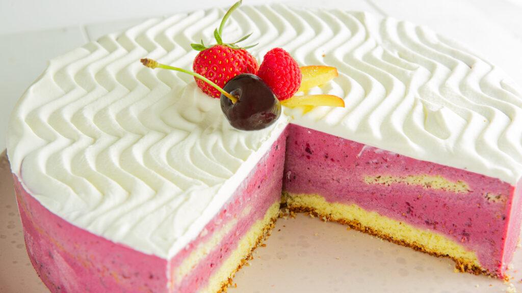 Multifrucht Torte