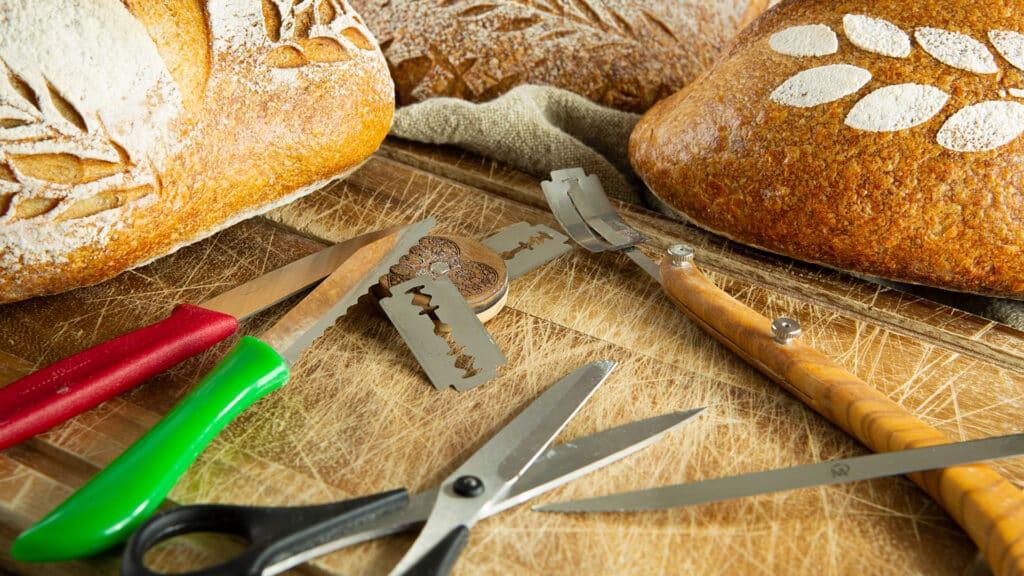 Bread Scoring - Grundrezept Hefe